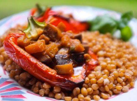 7 recettes à l'aubergine
