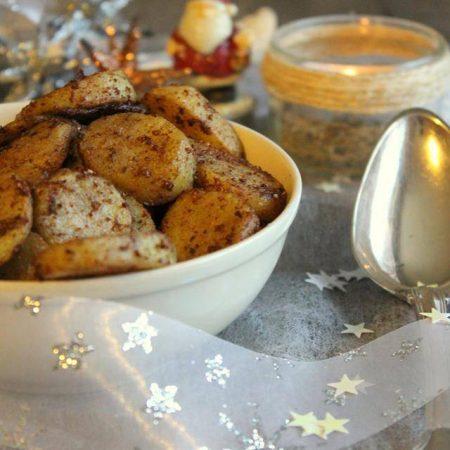 Pommes de terre rôties aux épices
