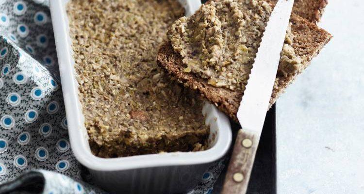 P t v g tal aux lentilles et aux champignons 1 2 3 veggie - Comment cuisiner des lentilles blondes ...