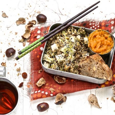 Lunchbox d'automne