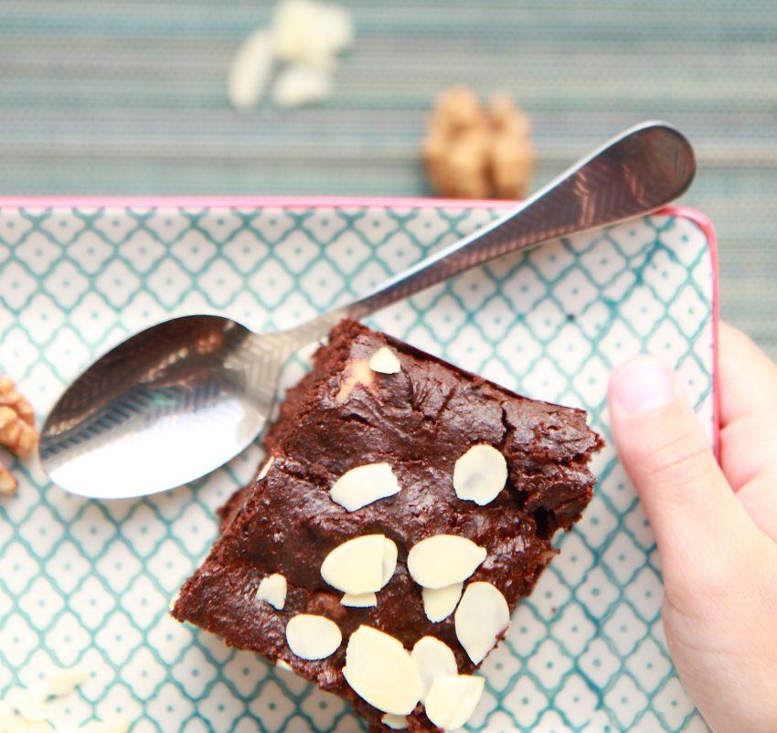 """Brownie """"500"""" multi-noix (sans gluten)"""