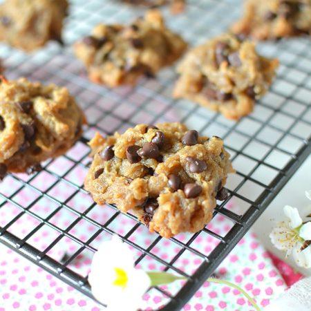 Cookies «3 ingrédients» cacahuète-chocolat