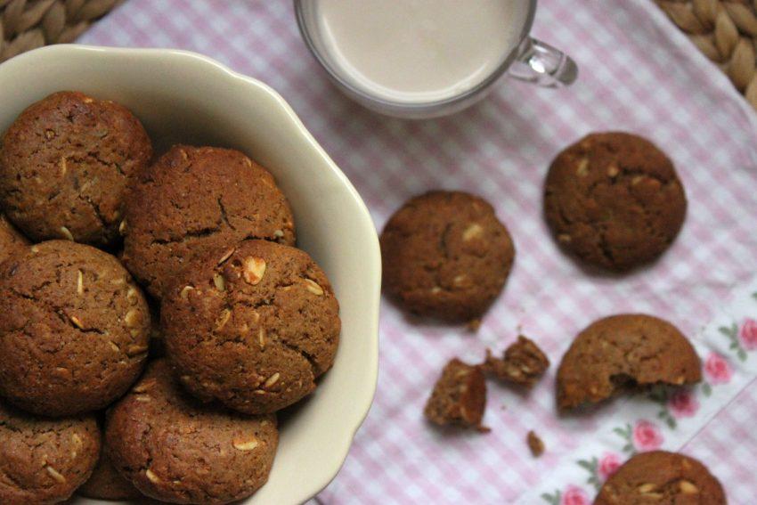 Cookies healthy au muësli