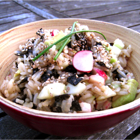 "Salade ""Maki disloki"""