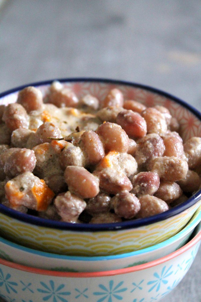 Curry de haricots coco 1 2 3 veggie - Cuisiner des haricots beurre ...