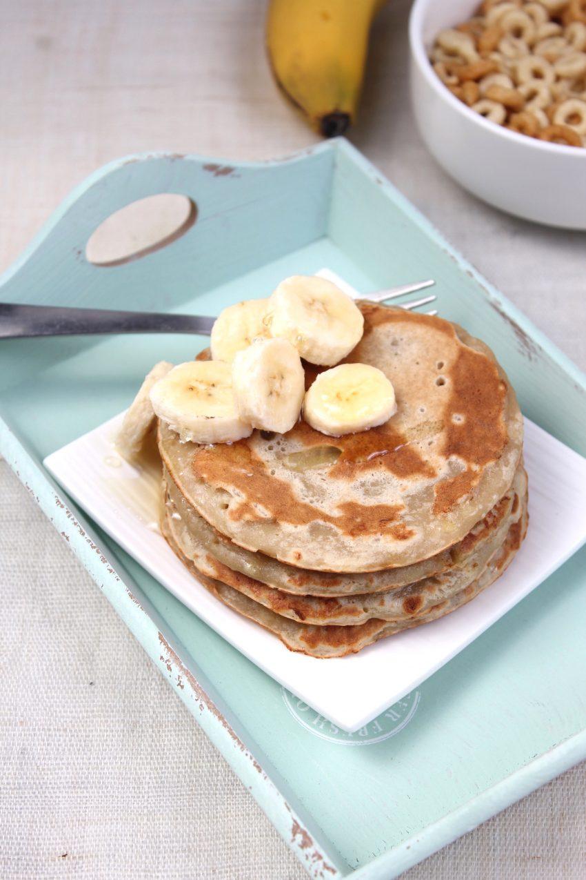 Pancakes 3 ingrédients