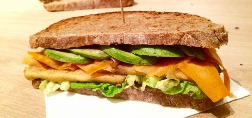 Sandwich à la japonaise