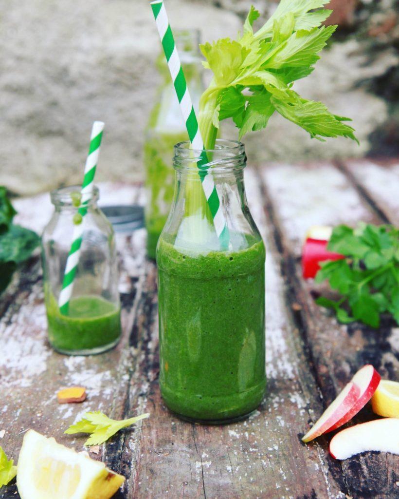 Super green smoothie - 1.2.3. Veggie