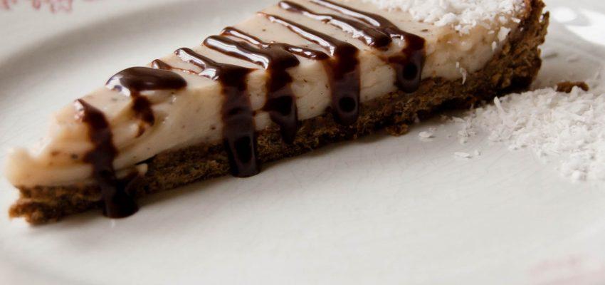 Gâteau Sarrasin et crème vanille