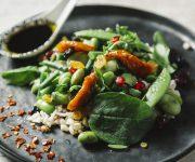 salade croquante