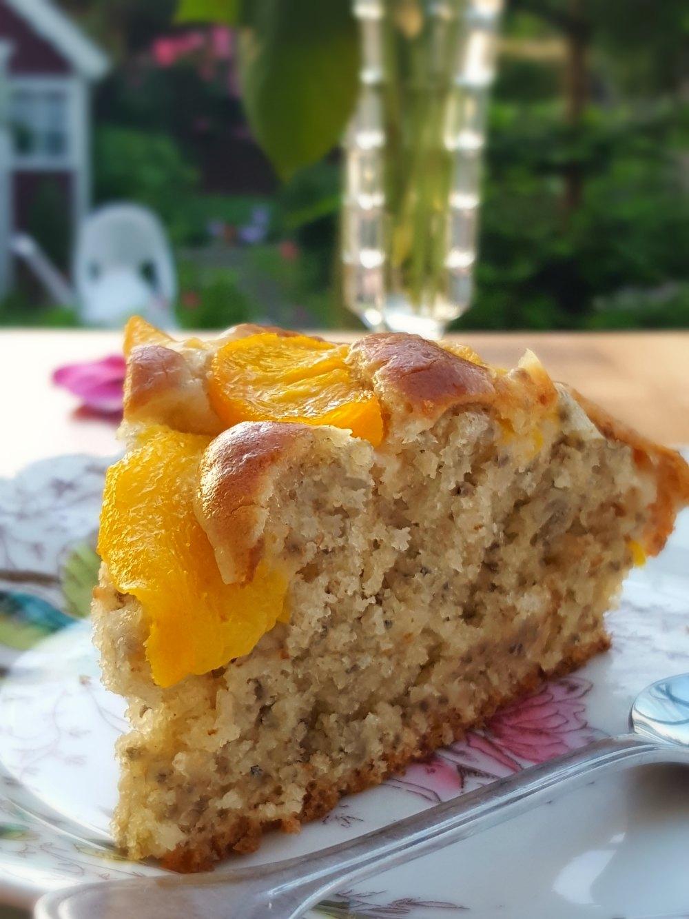 Gâteau végane aux fruits - 1.2.3. Veggie, recettes ...