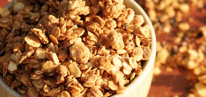 Croustillant de cacahuète