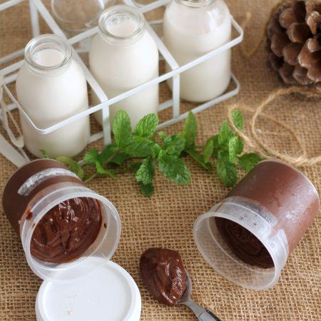 Crème choco-noisette express