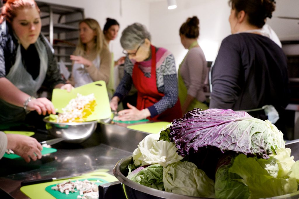 Ateliers cuisine 1 2 3 veggie chambray pr s de tours for Atelier cuisine tours
