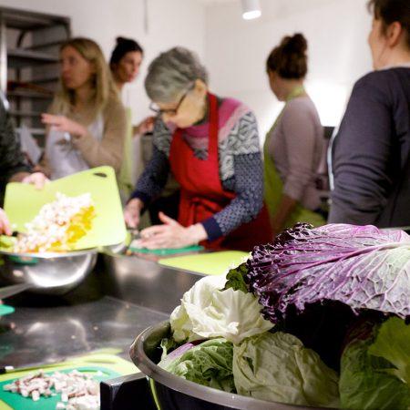 Ateliers cuisine 1, 2, 3 Veggie à Chambray, près de Tours