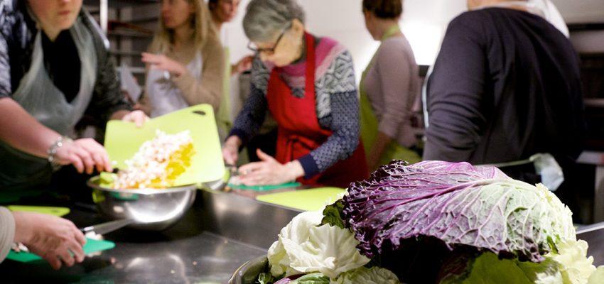 Ateliers cuisine 1.2.3 VEGGIE à La Ville-aux-Dames, près de Tours