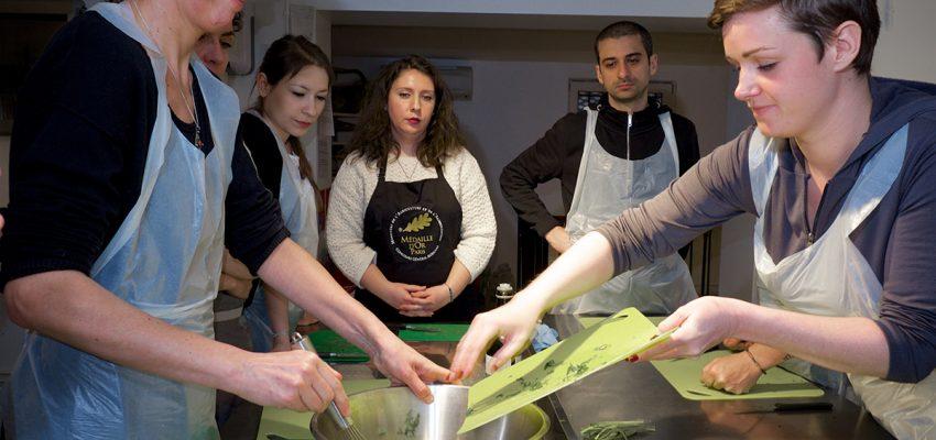 Ateliers cuisine 1, 2, 3 Veggie à Paris