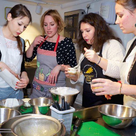Ateliers cuisine 1.2.3 VEGGIE à Niort