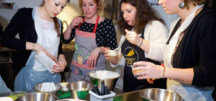 Ateliers cuisine 1, 2, 3 Veggie à Niort