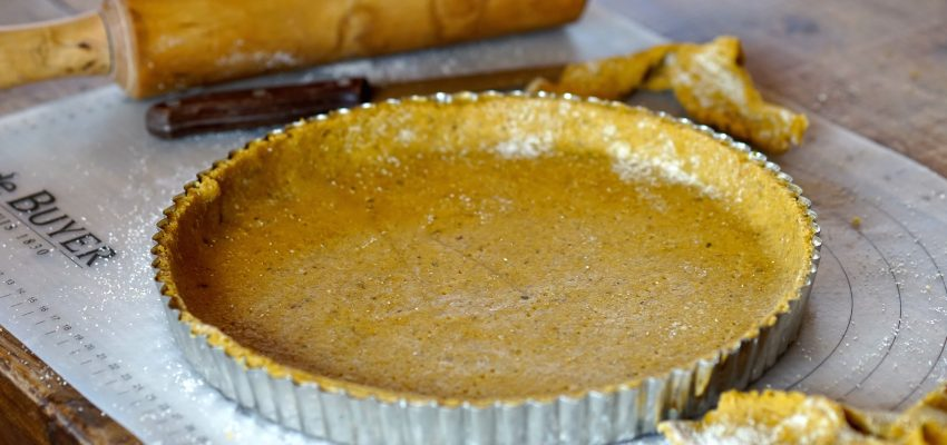 Pâte à tarte sans beurre