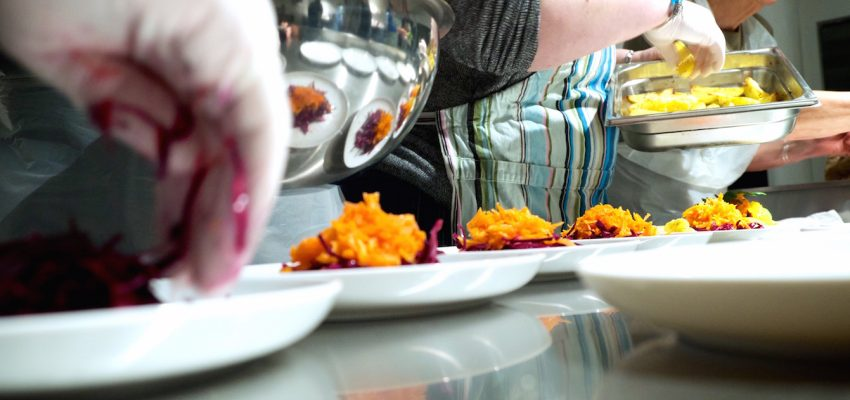 Ateliers cuisine 1, 2, 3 Veggie à Vannes