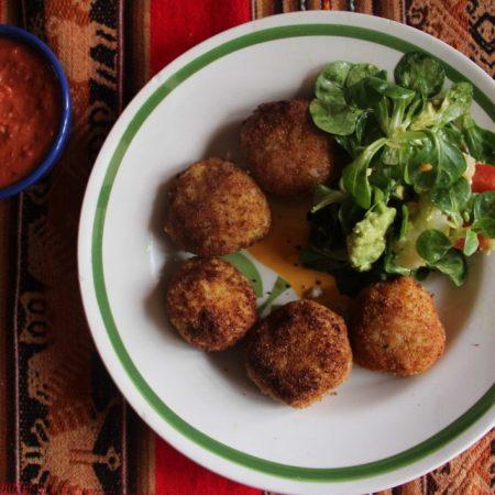 Toutes nos recettes 1 2 3 veggie - Cuisine sicilienne arancini ...