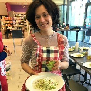 Betty Une végétarienne presque parfaite