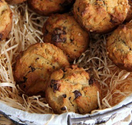 Vegans muffins au chocolat