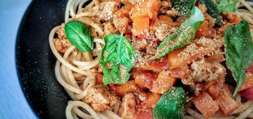 spaghetti sauce bolognaise