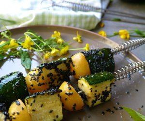 Brochette légumes BBQ VG