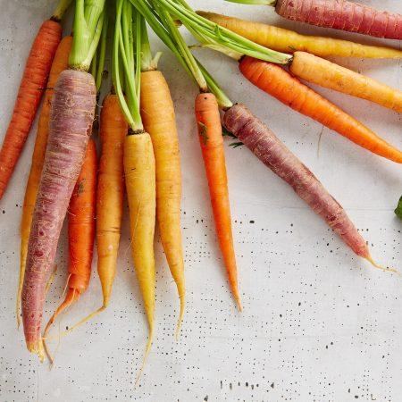Oh la belle carotte!