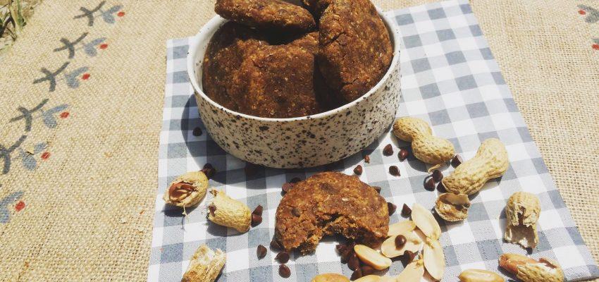 cookies veganes beurre de cacahuète