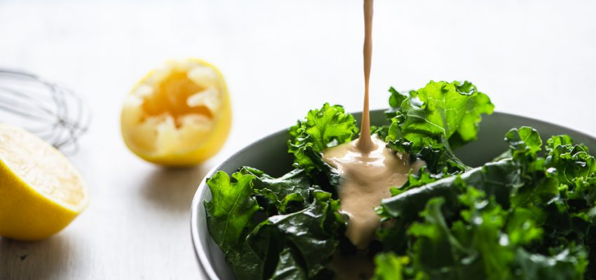 recette sauce tahini-miso vegan
