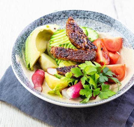 Salade indonésienne GadoGado