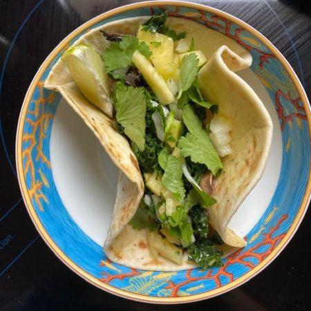 Tacos al Pastor, par Willy Berton