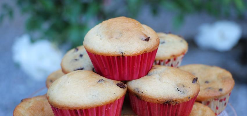 Muffins chocolat Amour Vegetal