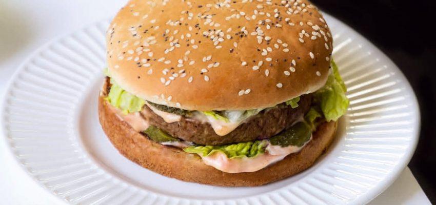 Hamburger sanssoja
