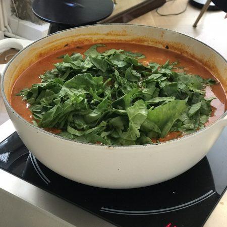 Pâte de currydoux