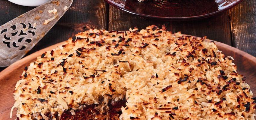 Gâteau à la noix de coco (Reine-Élisabeth)